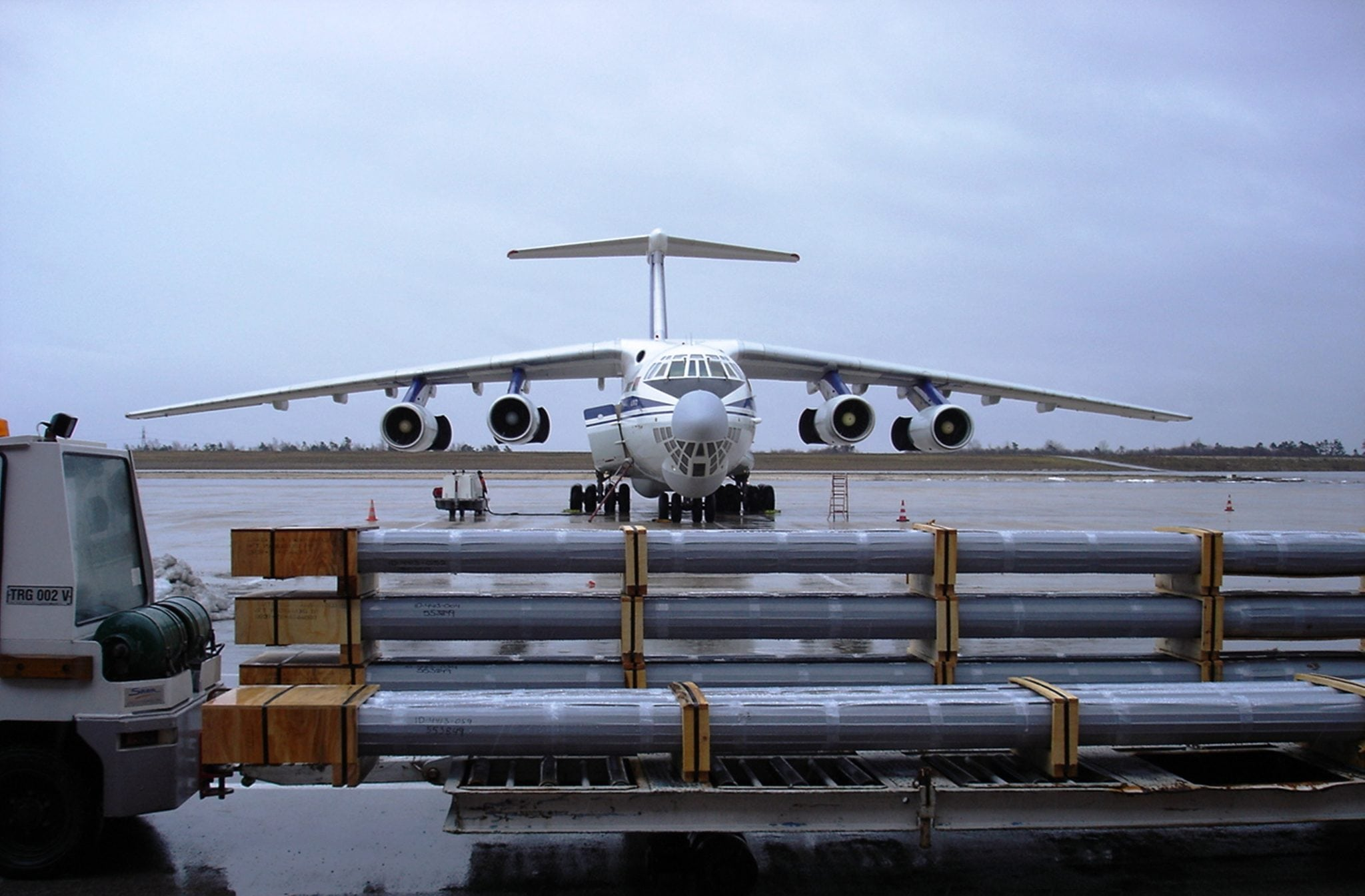 Airfreight - MP Holland B V